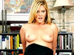 Porn Veteran Ginger Lynn sucks and fucks cock like old times