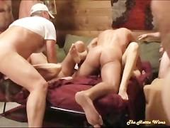 Mature Gangbang in the ATL